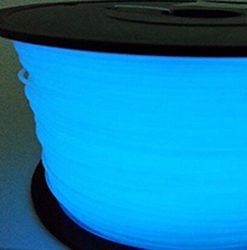 Filamentos PLA brilla en la obscuridad