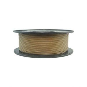 Filamentos PLA madera